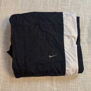 Nike Vintage Men 90s windbreaker basketball pants